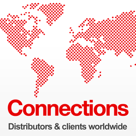Allbox - Distributors and clients worldwide